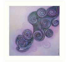 Element - Wind Art Print