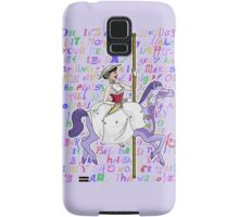 It's Mary That We Love Samsung Galaxy Case/Skin