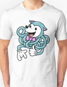 Blue Noodle Fox T-Shirt