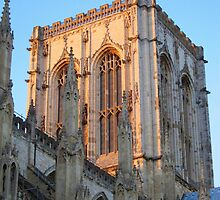 York Minster by John Dalkin