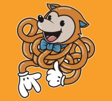 Orange Noodle Fox by cassdowns