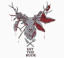 Hannibal T-shirt by CherryTeddy