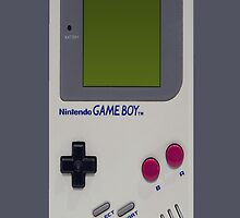 GAMEBOY by catimatittycat