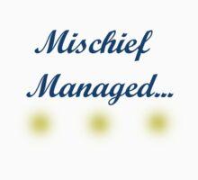 Mischief Managed... Kids Clothes