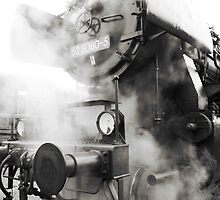 Steam power by Dominika Aniola