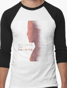 Anya Jenkins - Anyanka Men's Baseball ¾ T-Shirt