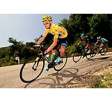 Chris Froome Photographic Print