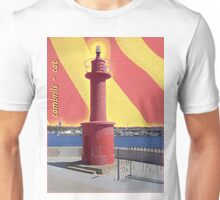 Faro de Cambrils Unisex T-Shirt
