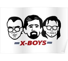 The X-Boys Poster