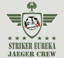 Jaeger Crew Striker Eureka by kingUgo