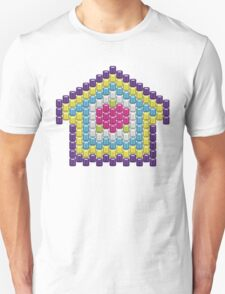 Kandi Kollektion - Love House Unisex T-Shirt