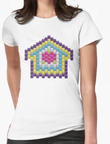 Kandi Kollektion - Love House Womens Fitted T-Shirt
