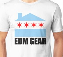 EDM Gear Chicago Logo Unisex T-Shirt
