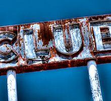 """CLUB"" by Peggy  Woods Ryan"