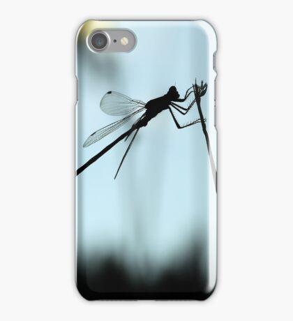 Evening Damsel iPhone Case/Skin