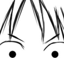 Monkey D. Luffy (One Piece) Sticker