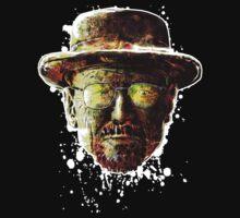 Heisenberg - Walter White Cracks by uberdoodles