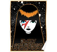Emily Stardust Poster