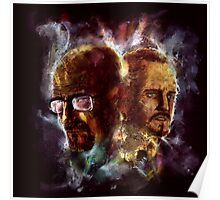 Chemistry - Breaking Bad Walt and Jesse Poster