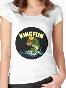 Kingfish Women's Fitted Scoop T-Shirt