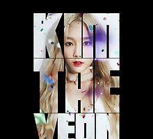 Girls' Generation TaeTiSeo (TTS) 'Dear Santa' Typo - Taeyeon by ikpopstore