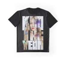 Girls' Generation TaeTiSeo (TTS) 'Dear Santa' Typo - Taeyeon Graphic T-Shirt