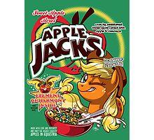 Apple Jacks - Honestly Delicious! Photographic Print