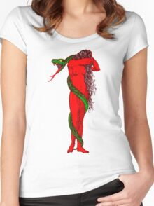Eve Women's Fitted Scoop T-Shirt