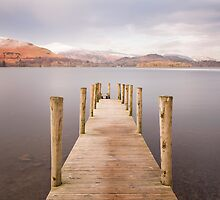 Ashness Jetty by MikeBarber
