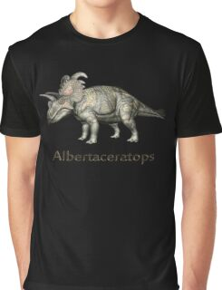 Albertaceratops T_Shirt Graphic T-Shirt