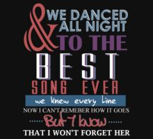 Best Song Ever - 1D by Julia Kolos