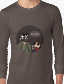 Clickers Shirt - The Last of Us Long Sleeve T-Shirt