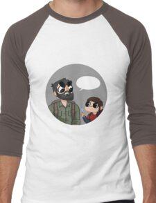 Clickers Shirt - The Last of Us Men's Baseball ¾ T-Shirt