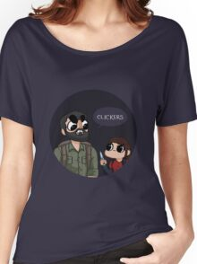 Clickers Shirt - The Last of Us Women's Relaxed Fit T-Shirt