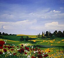 Countryside Splendor by Cherie Roe Dirksen