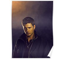 Dean Winchester Poster