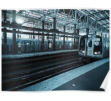 NYC Subway Poster