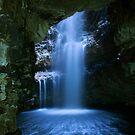 Smoo Cave, Scotland by Sue Fallon Photography