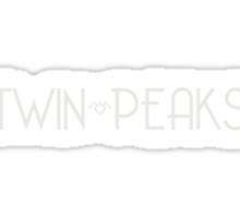 Twin Peaks - Owl Cave Sticker