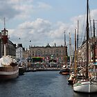 Nyhavn 2 by Julie Paterson