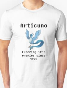 Pokemon: Articuno   T-Shirt