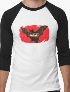Batty! Men's Baseball ¾ T-Shirt