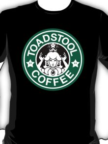 Toadstool Coffee T-Shirt