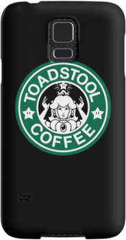 Toadstool Coffee by AtomicRocket
