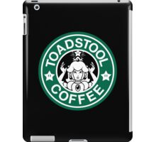 Toadstool Coffee iPad Case/Skin