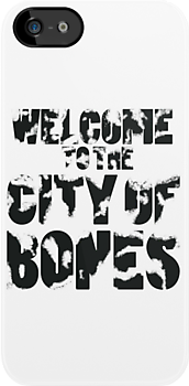 Welcome To The City Of Bones by ToneDeaf