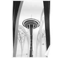 The Space Needle Poster