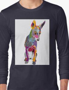Dog Portrait II Long Sleeve T-Shirt