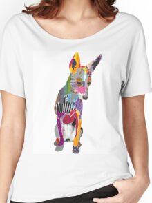 Dog Portrait II Women's Relaxed Fit T-Shirt