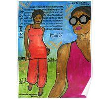 Walking in The Spirit Poster